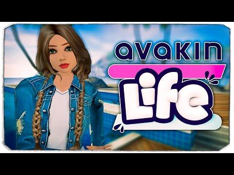 Круче чем СИМСЫ? - Avakin Life
