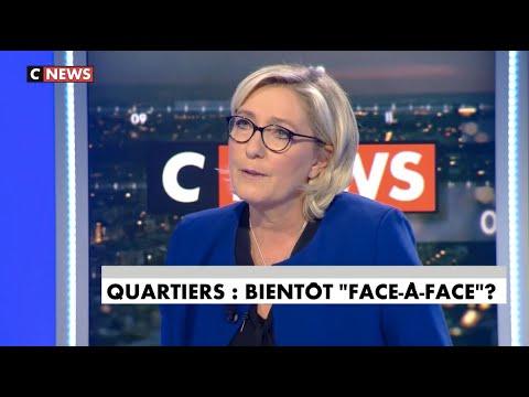 Marine Le Pen dézingue Macron et le gouvernement | invitée de CNEWS (04/10/18)