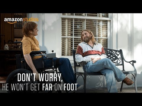Don't Worry, He Won't Get Far On Foot  Teaser Trailer HD  Amazon Studios