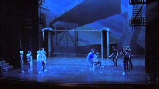West Side Story, SBYET, Santa Barbara: The Rumble
