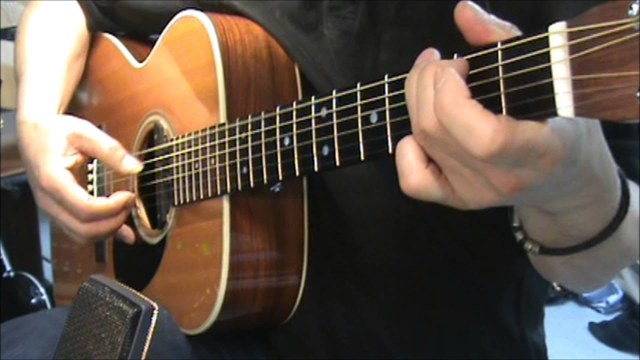 Looking For Love On Broadway James Taylor Vocal Harmony Fingerstyle