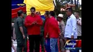 Presidente Maduro en el estado Barinas 10 12 2014