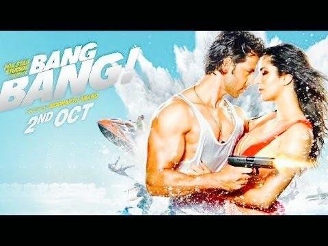 BANG BANG! Official Teaser | Hrithik Roshan, Katrina Kaif