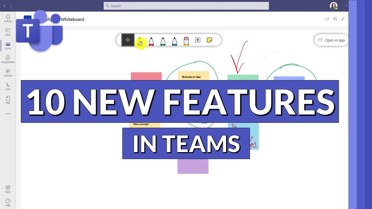 10 New Features in Microsoft Teams for 2021