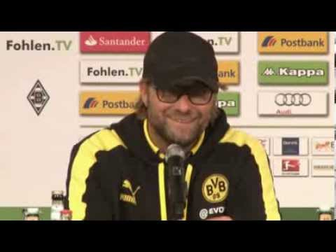 0:2 gegen Gladbach! Klopp rätselt nach erster Ligapleite | Borussia Dortmund