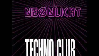 Techno Club - Neonlicht