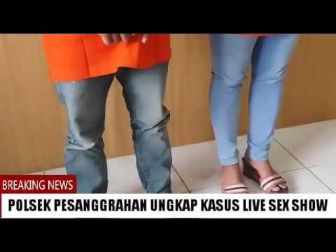 Kapolsek Pesanggrahan Press Release Ungkap Kasus Pornografi