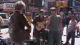 a-ha - Take on Me (Live Times Square 2005)