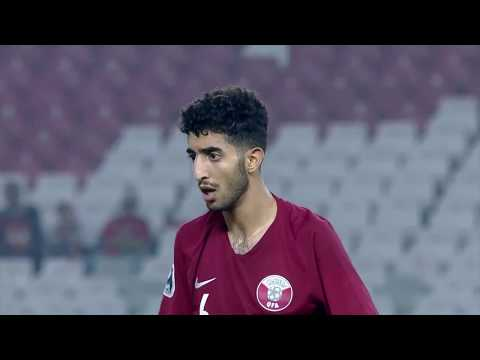 United Arab Emirates vs Qatar (2 -1)  Highlight
