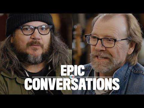 Jeff Tweedy and George Saunders Have an Epic Conversation   GQ