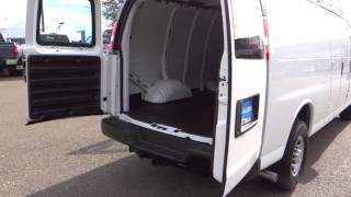 2014 Chevrolet Express 2500 Redding, Eureka, Red Bluff, Chico, Sacramento, CA E1135450