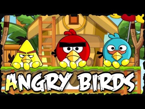 Angry Birds Come Back To Nest Full Game Walkthrough All Levels