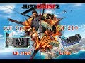NVIDIA GT 210 vs gt 710 Just cause 2 gameplay test -BEST LOW BUDGET Graphics card ever
