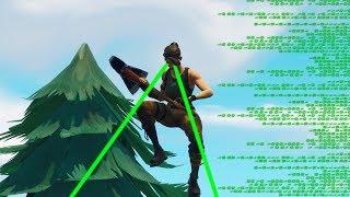 Hacker in Fortnite…