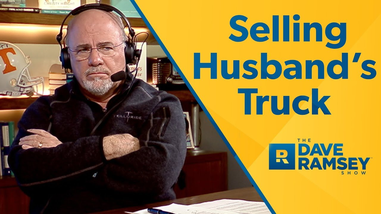 I'm Forcing My Husband To Sell...