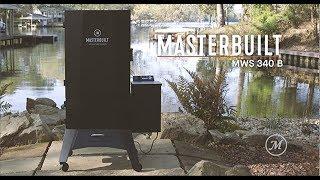 Masterbuilt Adventure Series 340 B Pellet Smoker