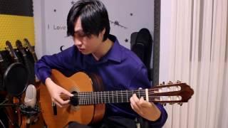 Nguyễn Bảo Chương - Em Còn Nhớ Hay Em Đã Quên (Trịnh Công Sơn) - Guitar Solo (Fingerstyle)