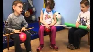 видео Игры для детей с ДЦП