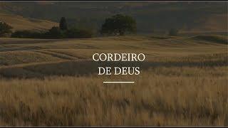 Cordeiro de Deus que Tira o Pecado do Mundo