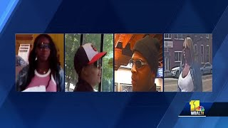 FBI Searching For Mod Squad Bank Robbers