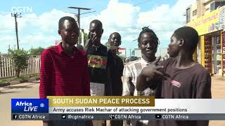 Juba reacts to new deal between government, opposition