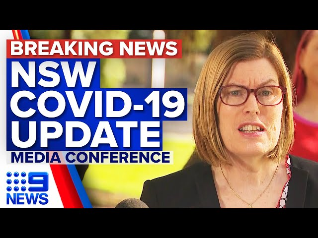 COVID-19 cases increase in NSW regions   Coronavirus   9 News Australia