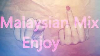 Malaysian Shuffle Mix 2014 (NEW SONG)