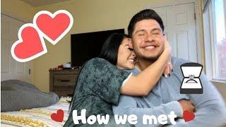 STORYTIME: How we met?!