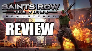 Saints Row: The Third Remastered Review - The Final Verdict (Video Game Video Review)