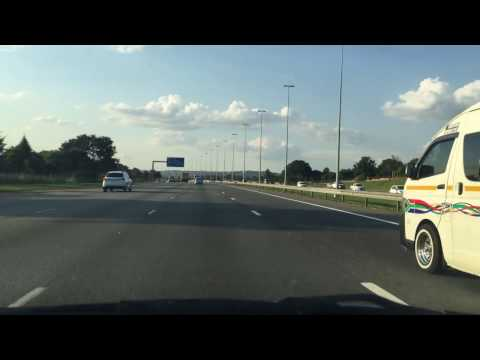 Pretoria to Brits Road Trip (South Africa)