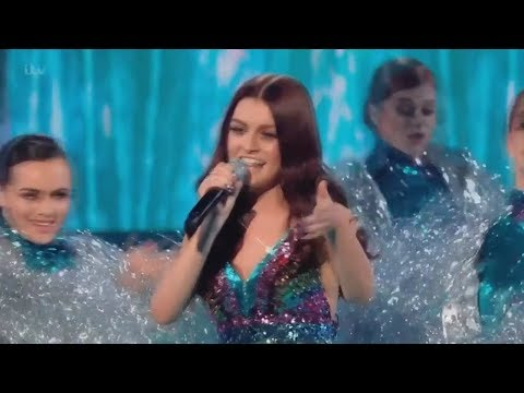 Holly Tandy sings catchy hit song Despacito &Comments X Factor 2017  Show Week 2
