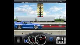 Стритрейсеры -- Nissan Skyline GT-R R34 1679.5 402m