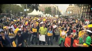Lip dub per la llengua catalana - Catalunya (Oficial)