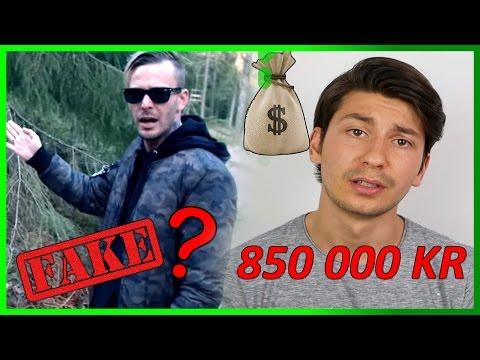 Jocke FEJKAR SPÖKJAKT? HJÄLP Daniel Norlin, Ben Mitkus, Jocke & Jonna (Svenska youtubenyheter)