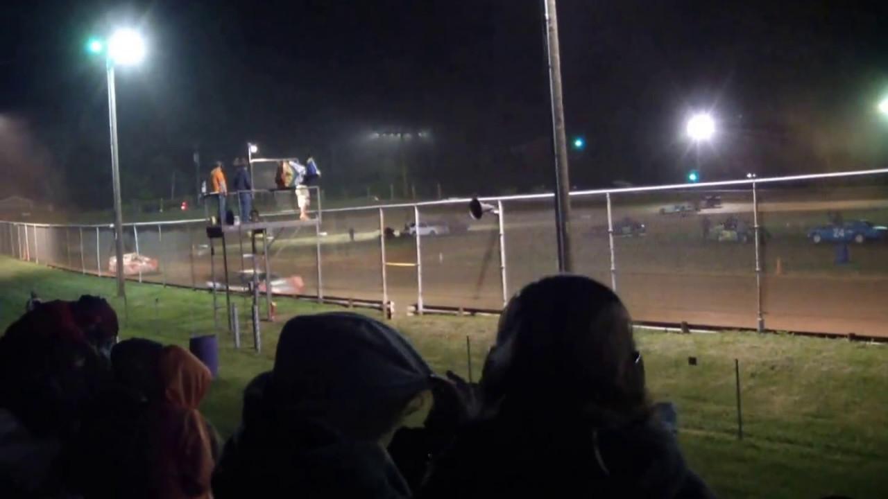 Freddie Carpenter Ohio Valley Speedway Kryptonite Race Cars