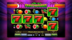 Fruitilicious™ - Let the fruits dance on GameTwist!