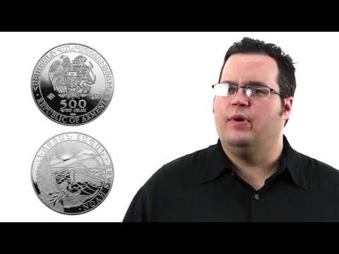Seldom seen silver bullion coins: Monday Morning Brief