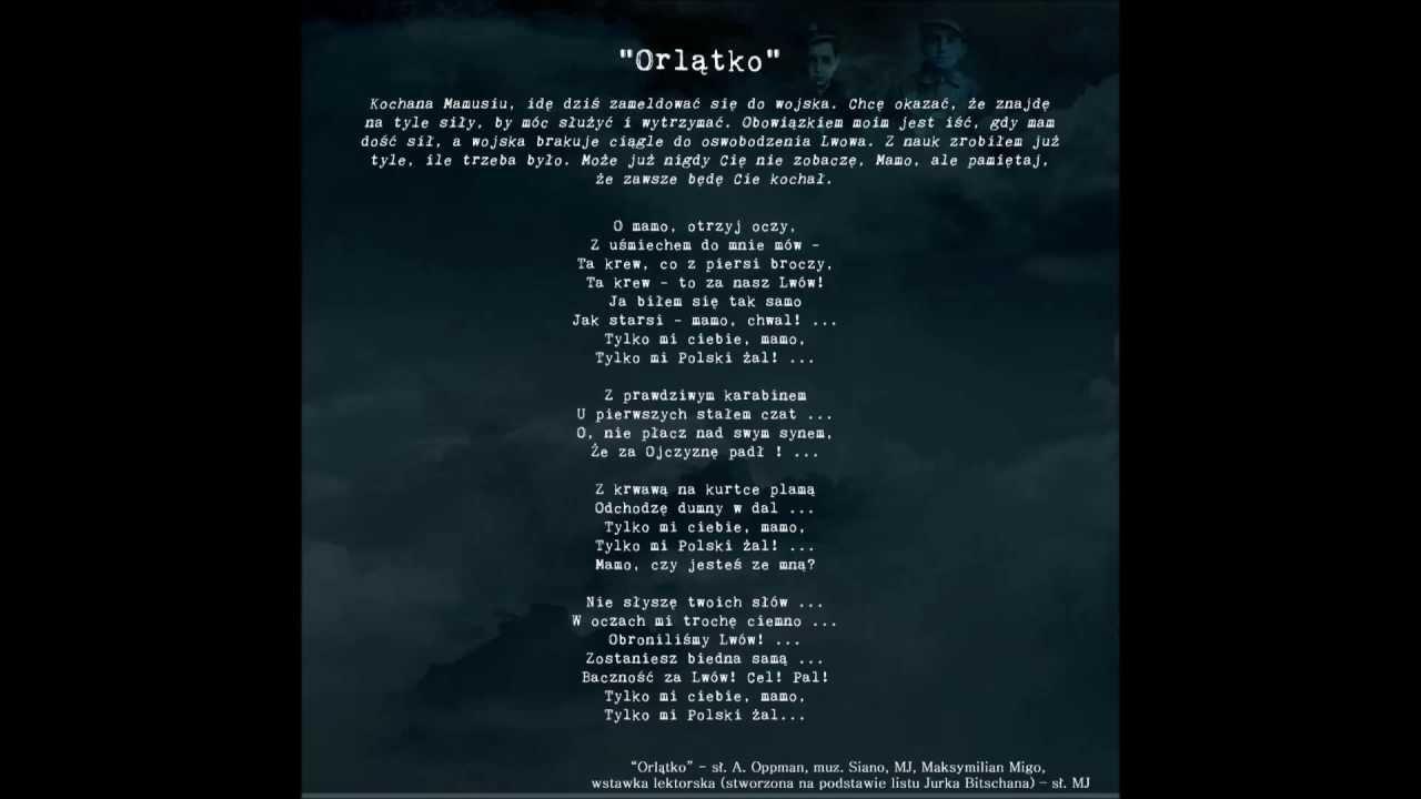 Forteca Orlątko Tekst Piosenki Tłumaczenie Piosenki