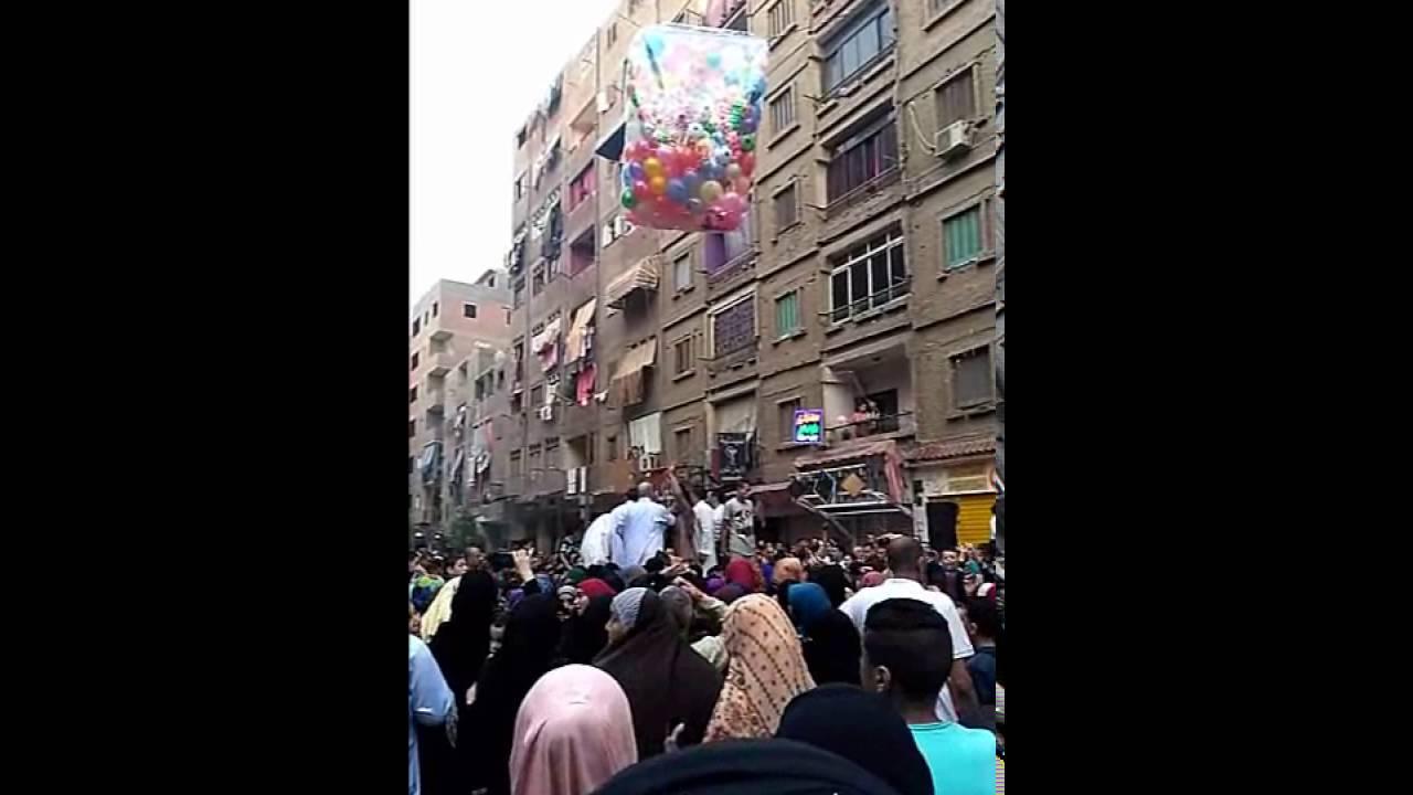 احتفالات المصليين بالعيد بالهداية والالعاب للاطفال فيديو اكتر من رائع