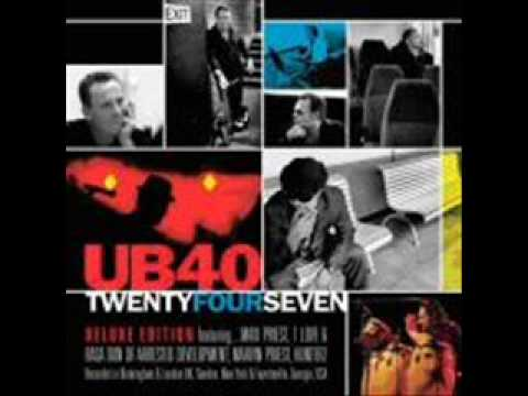 UB40 Instant Radical Change Of Perception (Customized Extended Mix)