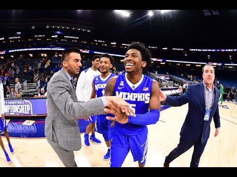 Men's Basketball Highlights - Memphis 67, Tulsa 64