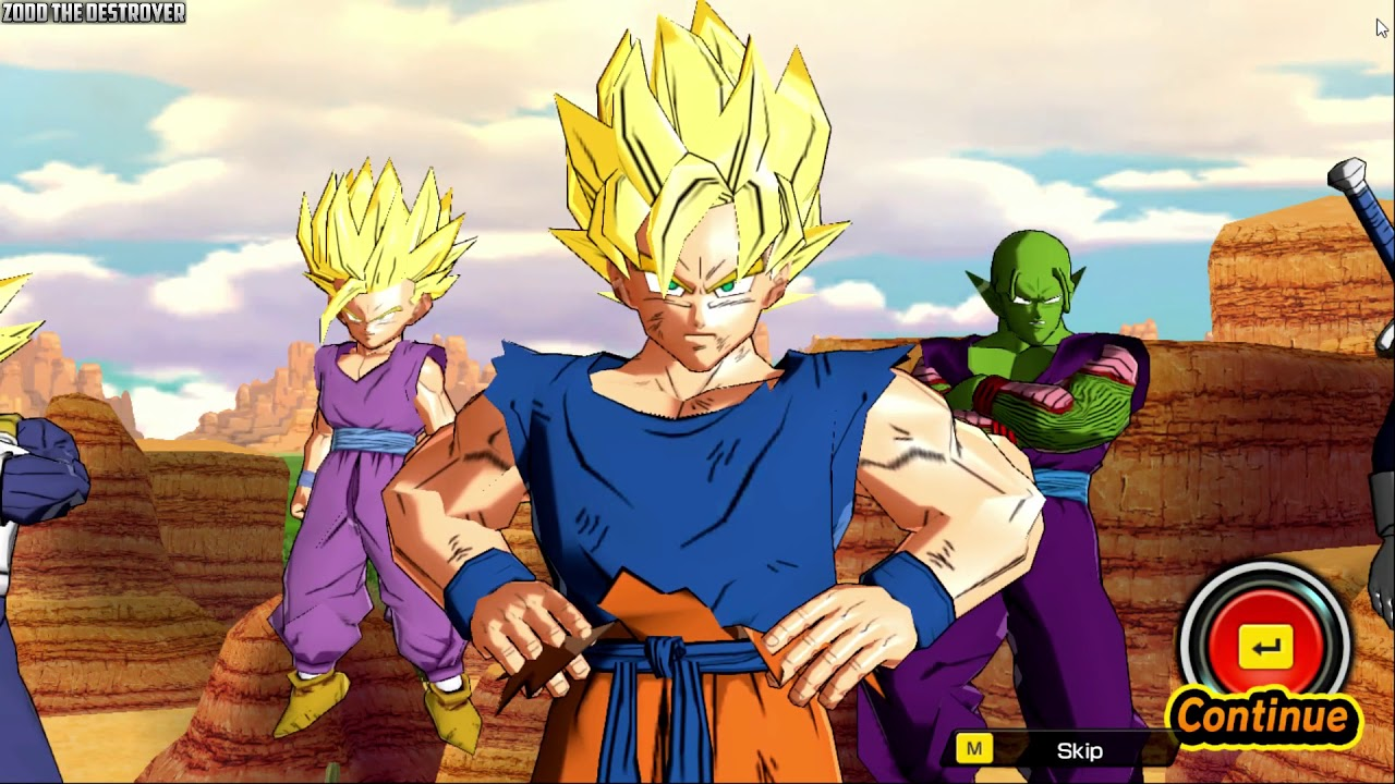 SUPER DRAGON BALL HEROES WORLD MISSION Video 4