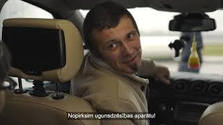 SARGĀ SEVI UN SAVU AUTO!