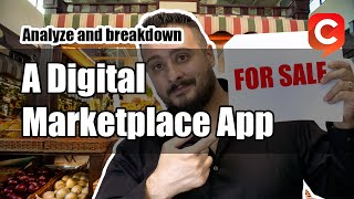 Startup Idea: Marketplace App business ideas Breakdown