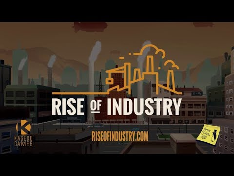 On double la production ! - Rise of Industry #2
