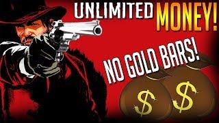 UNLIMITED Money! Money Glitch in Red Dead Redemption 2