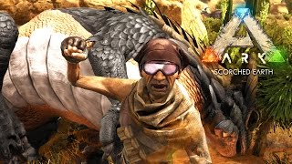 ARK: Scorched Earth - THORNY DRAGON - Scorched Earth Gameplay [10]