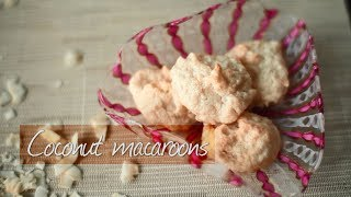 How To Make Coconut Macaroons | Recipe Video