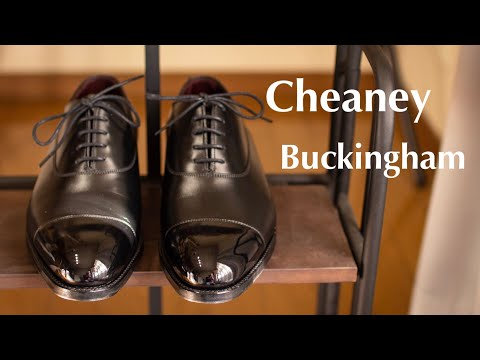 Cheaney Buckingham Preventive Maintenance ( full ver )