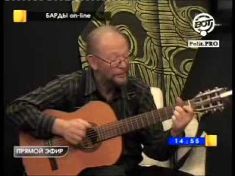 Борис Подберезин в гостях у Елены Гудковой
